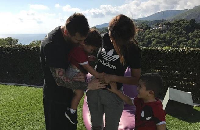 ¡Baby Messi en camino! Antonela Roccuzzo anuncia que espera su tercer bebé