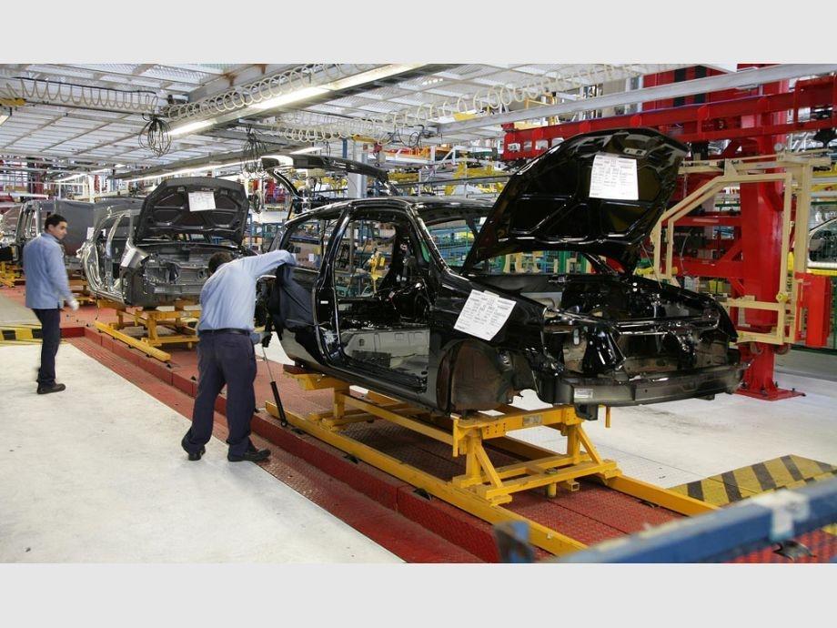 En septiembre crecieron la producción y las exportaciones — Producción automotriz