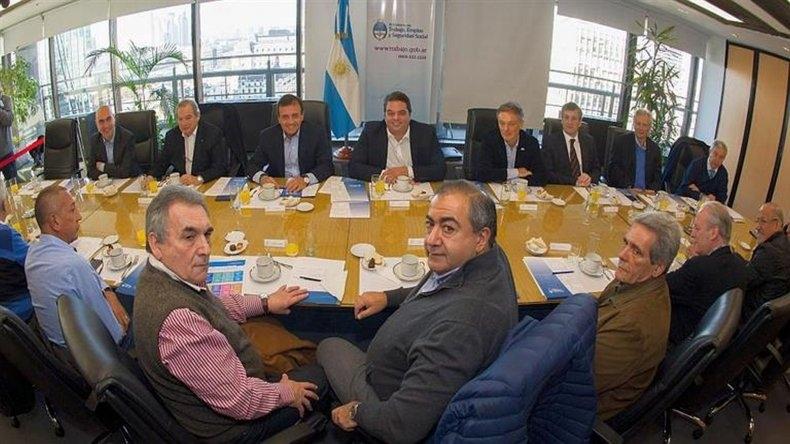 La CGT y Trabajo reinician negociaciación por reforma laboral
