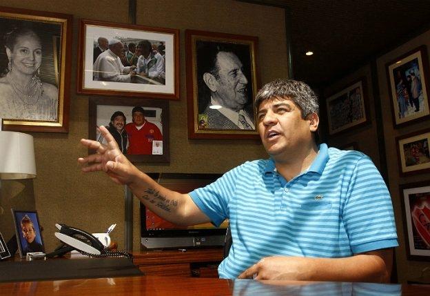 CFK a Pablo Moyano: