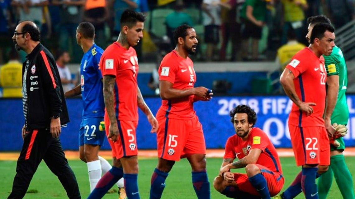 Se estudia con realizar un Mundial con las selecciones que quedaron eliminadas