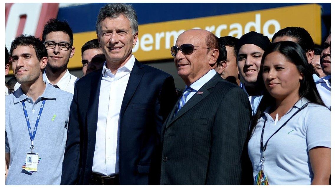 Investigan una supuesta amenaza contra Macri y su hija menor