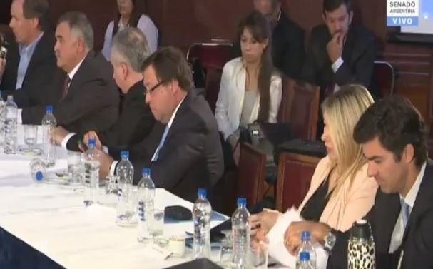 Pichetto apuntó contra las consecuencias de la reforma previsional