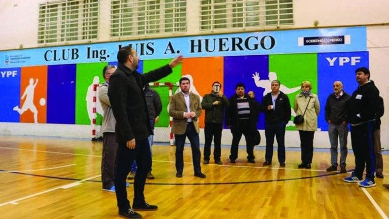 Se inauguraron los 26º Juegos de la Araucanía en Chubut