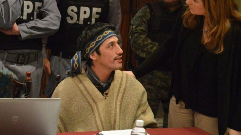 Justicia argentina rechazó excarcelar a mapuche con pedido de extradición a Chile