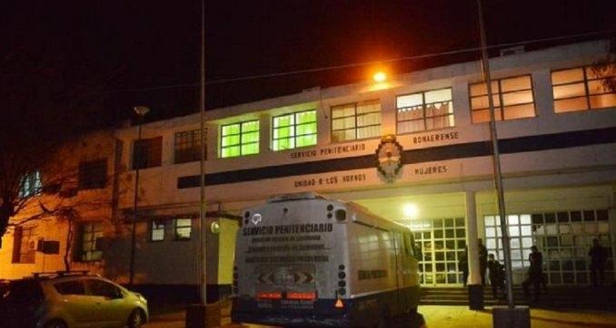 Motín en cárcel de La Plata