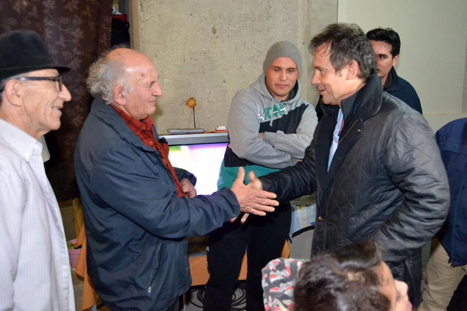 Aranguren y Bergman exponen en audiencia por represas de Santa Cruz — ARGENTINA