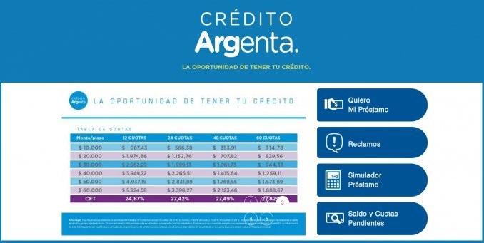 Comienzan a entregar turnos en Anses para obtener los nuevos créditos Argenta