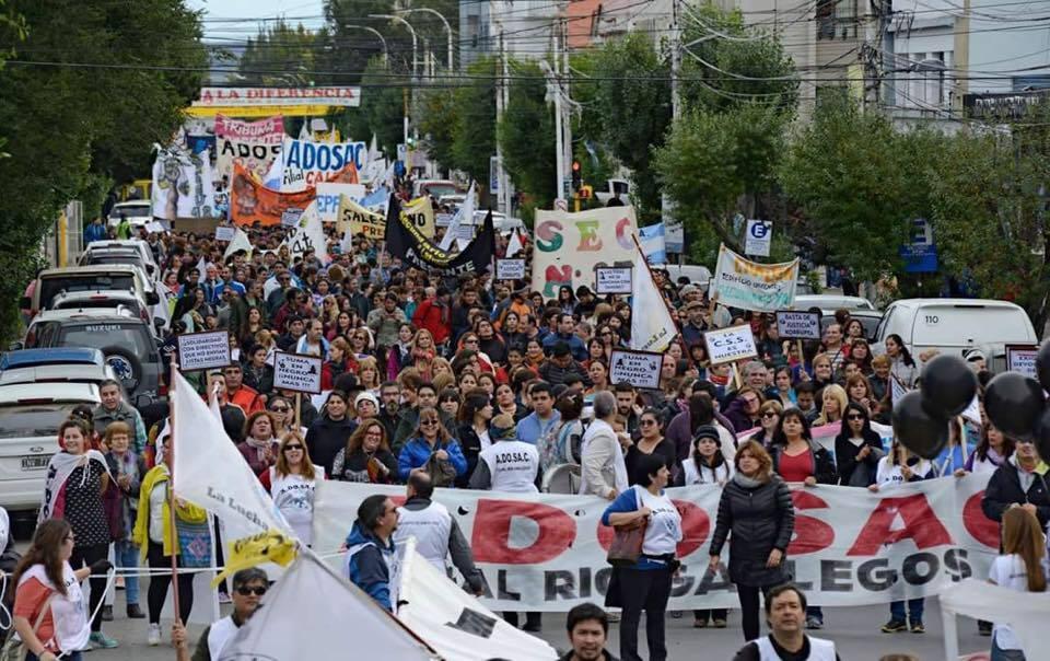 Piden juicio político a Alicia Kirchner — Santa Cruz