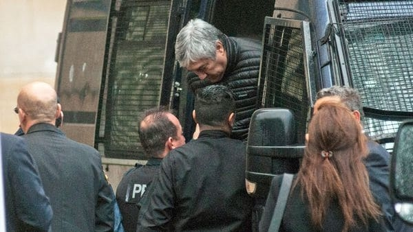 La Cámara Federal rechazó la prisión domiciliaria de Lázaro Báez