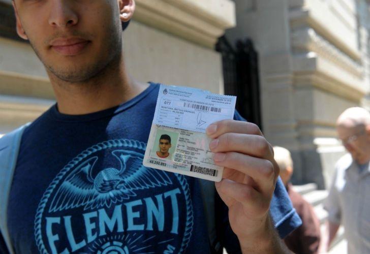 Cuáles son los documentos válidos para votar en las PASO