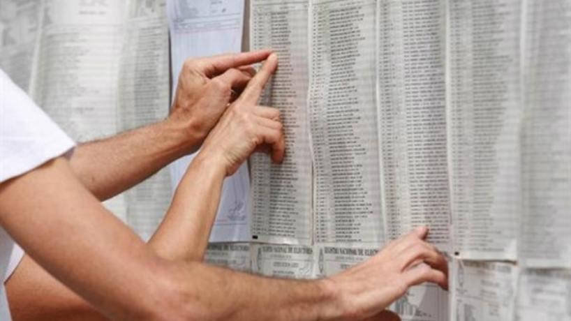 Ya votó el 53% del padrón electoral habilitado en todo el país
