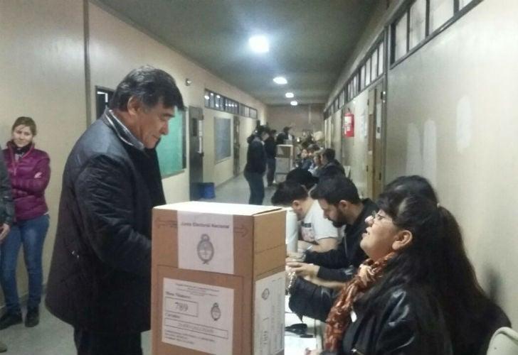 Por problemas de logística la ex presidenta no votará mañana