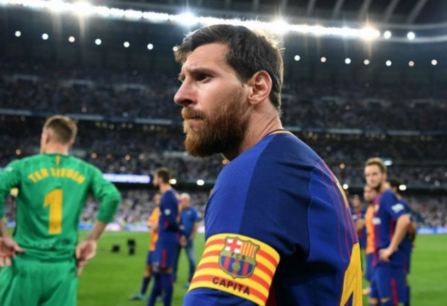 Lionel Messi y Antonela repudiaron el atentado