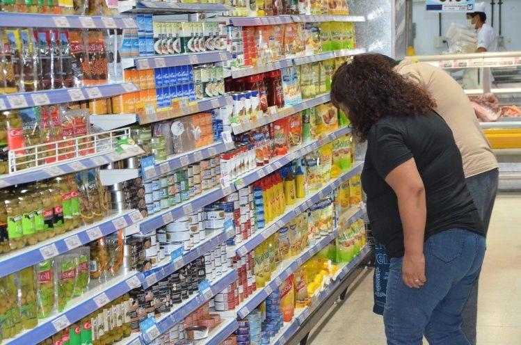 Efecto inflación: cayeron las ventas en supermercados y shoppings
