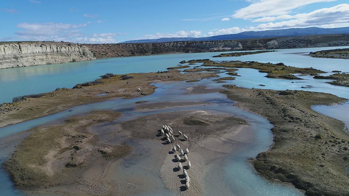El Gobierno aprobó la construcción de las represas en Santa Cruz