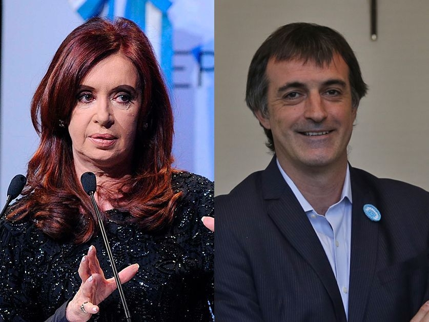 Massa a Cristina: