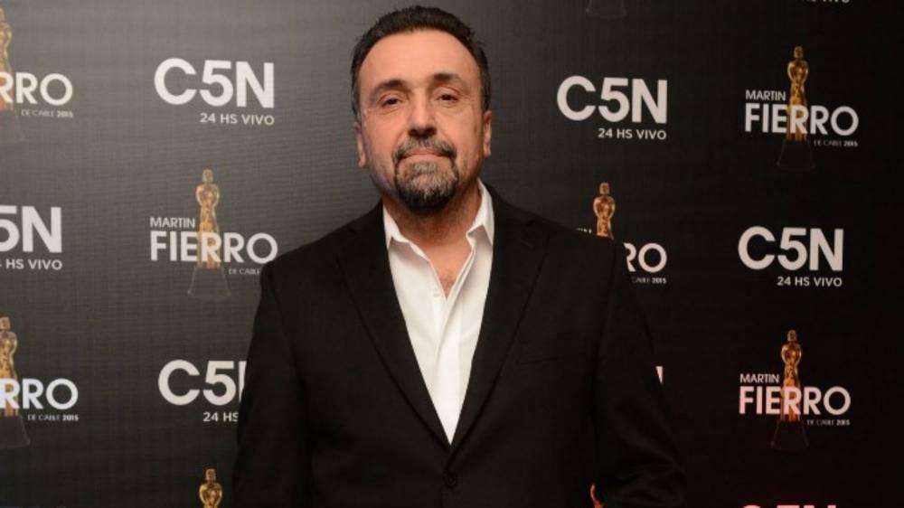 Echaron a Roberto Navarro de C5N: