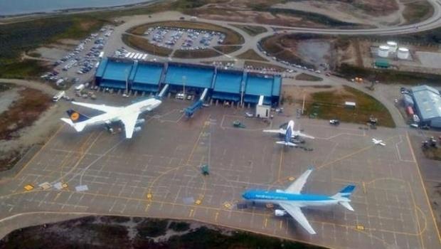 Aerolíneas Argentina suspenderá vuelos entre El Calafate y Ushuaia