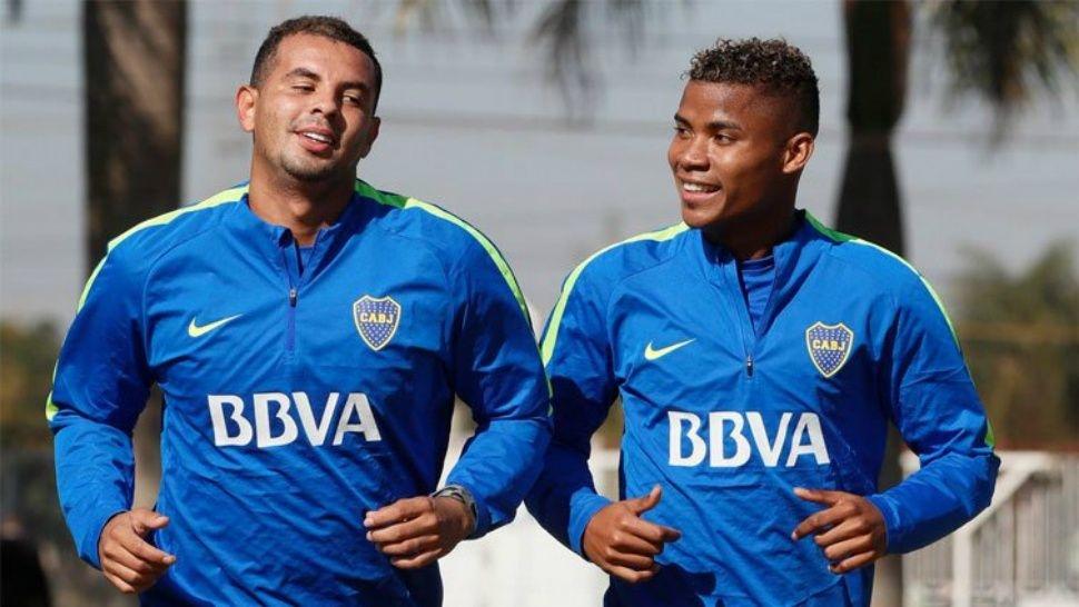 Cardona y Barrios se sumarán el martes