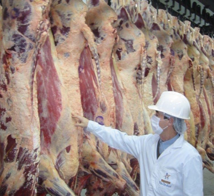 Acuerdo histórico para la exportación de carne con hueso a China