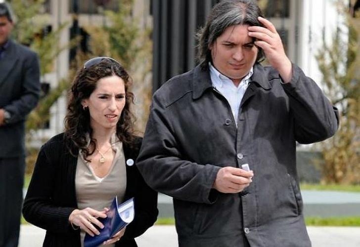 Tras casi 10 años en pareja se separó Máximo Kirchner