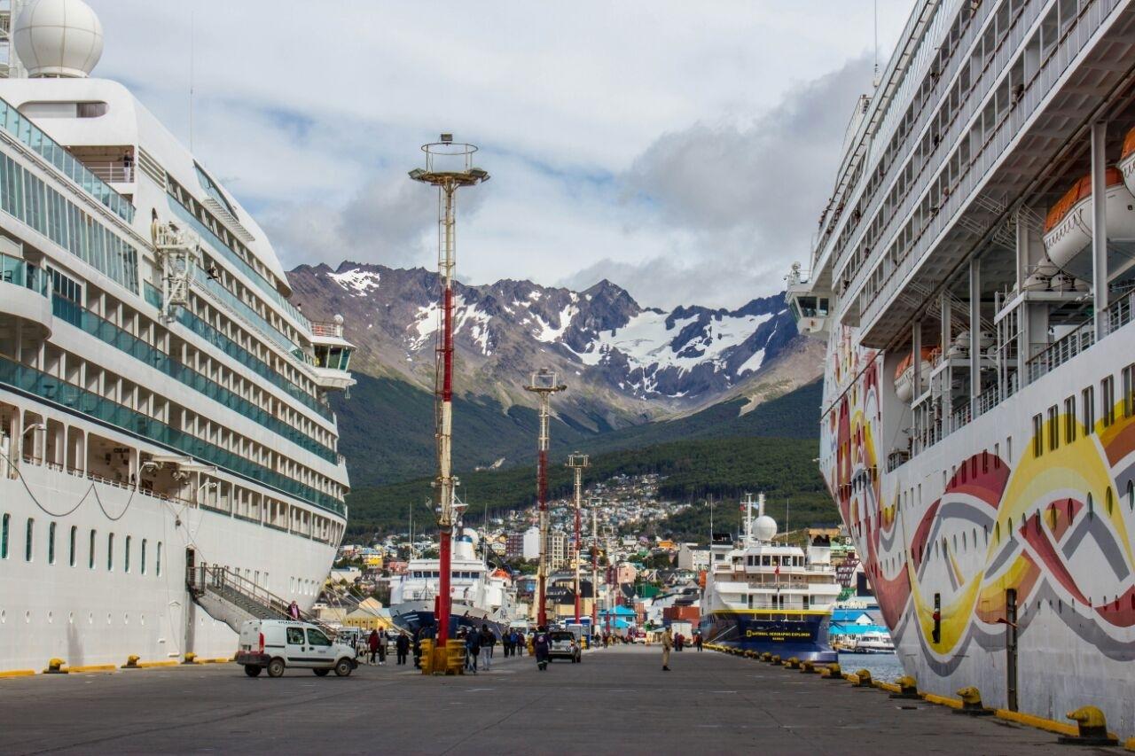 El Puerto mejora el acceso al muelle para la recepción de turistas