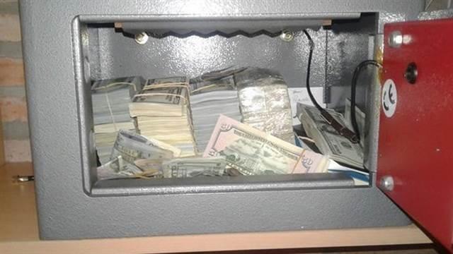 Los autos de lujo del gremialista detenido en Punta del Este