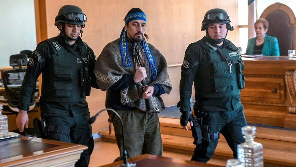 Actualidad: Jones Huala fue declarado culpable en Chile