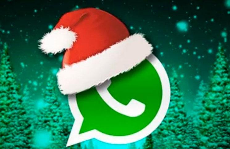 WhatsApp: Alertan de virus que ataca por mensajes navideños