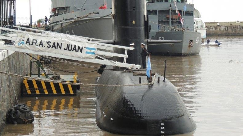 Familiares de los tripulantes del ARA San Juan criticaron a la Armada