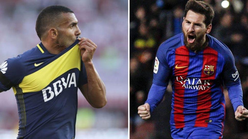 Boca jugará ante el Barcelona