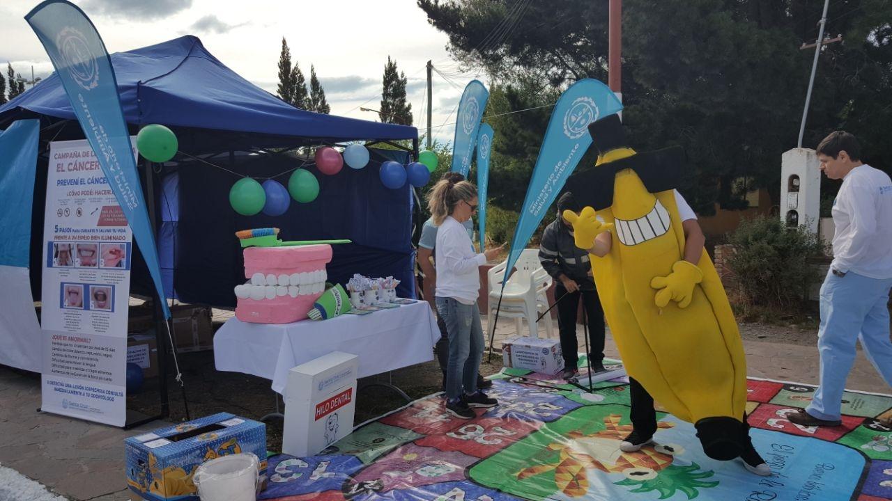 Ministerio de Salud presente en la 6° Fiesta Nacional del Lago de El ...