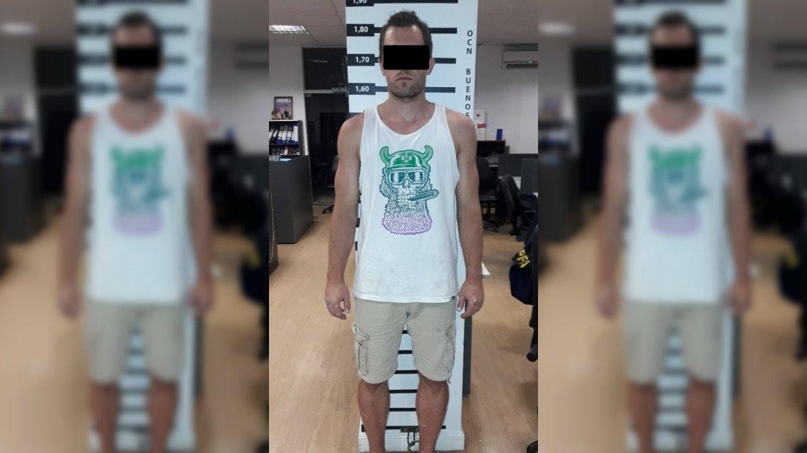 Uno de los delincuentes más buscados de Europa fue atrapado en Floresta