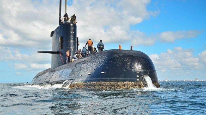 ARA San Juan: Revelaron el último mensaje que envió la tripulación