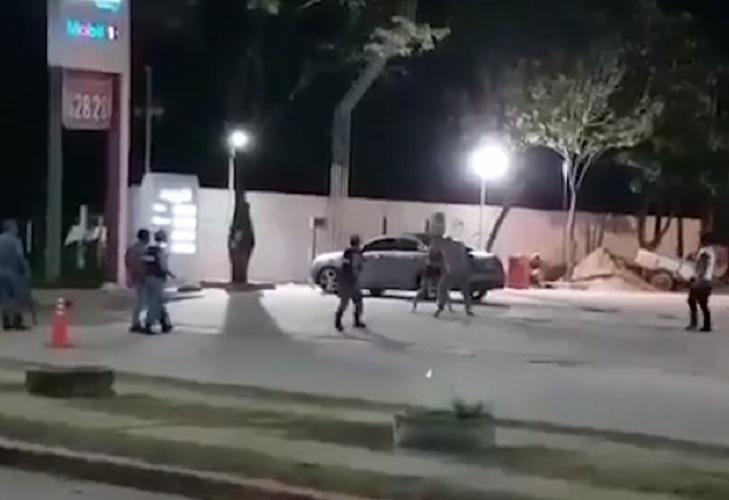 Un concejal de Formosa fue filmado golpeando a una mujer