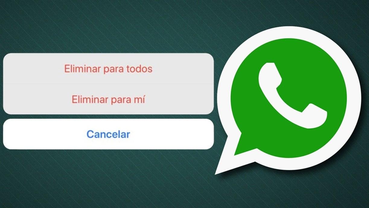 Ahora tenés una hora para borrar mensajes — WhatsApp te ayuda
