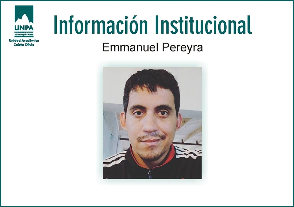 Buscan a estudiante de Caleta Olivia desaparecido en Bariloche