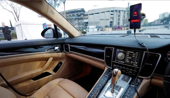 El RoadReader de Huawei es capaz de controlar un vehículo autónomo