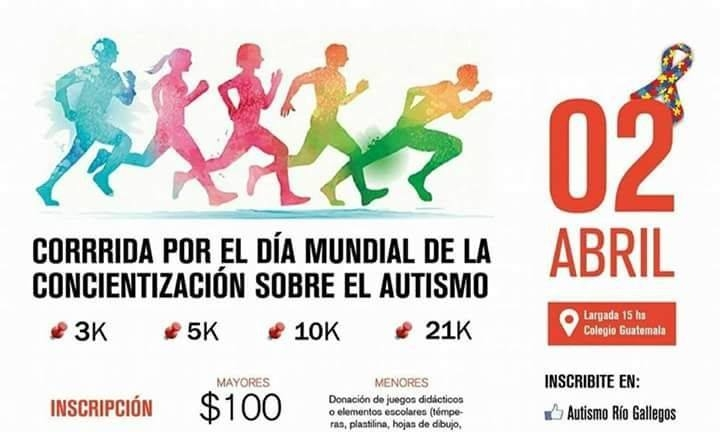 Actividad por el día Mundial del Autismo