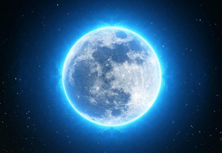 Mira al cielo esta noche: es la última Luna Azul hasta 2020