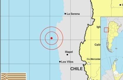Un importante sismo en Chile se sintió en varias provincias argentinas