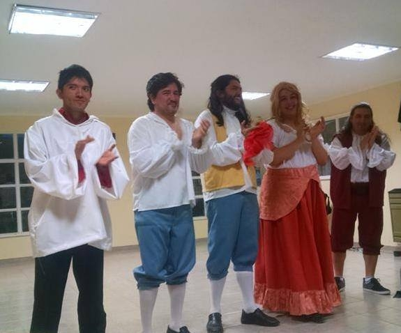 Presentan el festival estudiantil de teatro