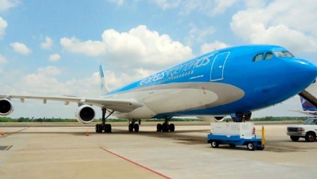 Aerolíneas Argentinas anunció su programación de vuelos para el invierno