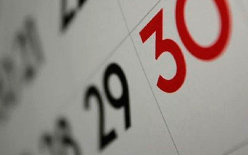 ¿El 30 de abril será feriado o no?