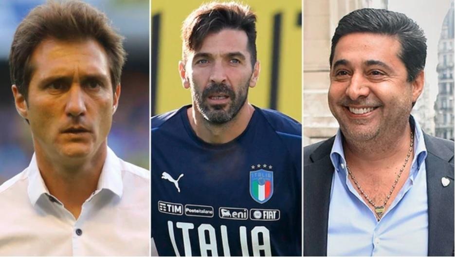 Guillermo Barros Schelotto habló sobre el interés de Boca por Gianluigi Buffon