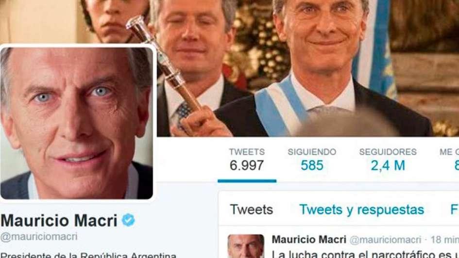 Detienen a un hombre acusado de amenazar a Macri en Twitter