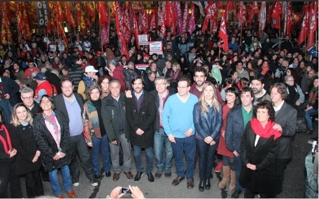 Día del Trabajador: Se preparan actos y marchas en todo el país
