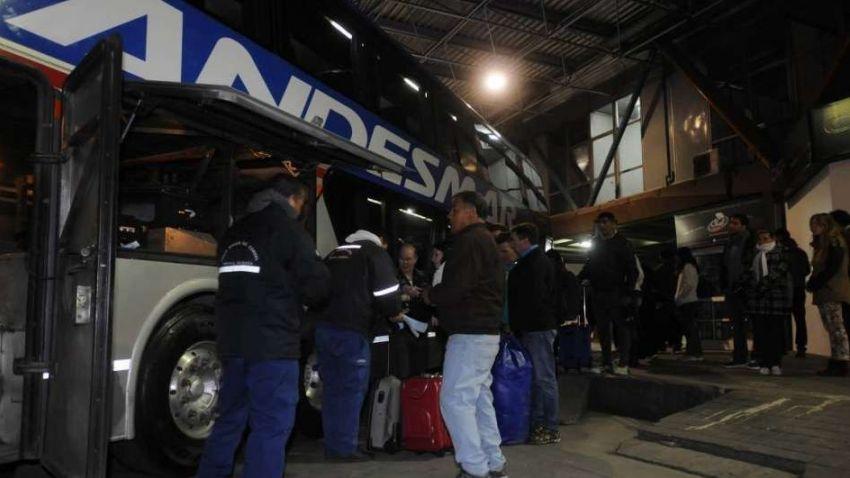 Anunciaron descuentos del 30% en pasajes de ómnibus de larga distancia