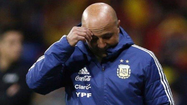 AFA sale a aclarar rumores tras la salida de Jorge Sampaoli